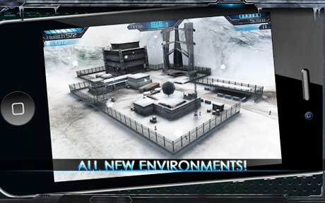 iSniper 3D Arctic Warfare v1.0.8 + data