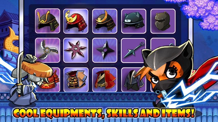 nyanko ninja v1.0.8