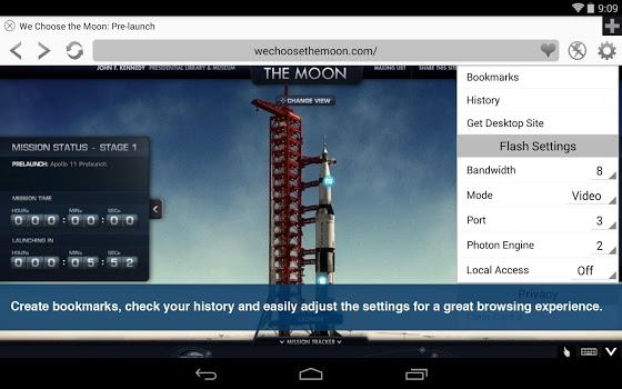 Photon Flash Player & Browser v5.3