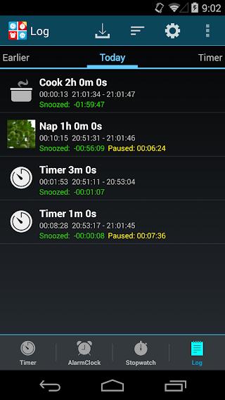 Timers4Me Timer & Stopwatch Pro v6.4
