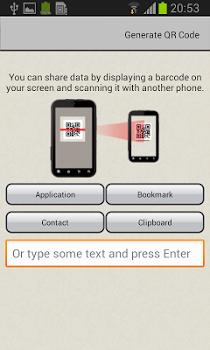 دانلود نرم افزار اسکن کد QR BarCode Mod v1.5.3 اندروید