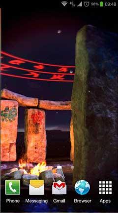 3D Stonehenge Pro lwp v1.0