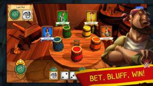 تصویر محیط Perudo: The Pirate Board Game v1.0