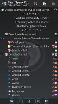 TeamSpeak 3 v3.1.3