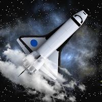 بازی گرافیکی فضایی آیکون