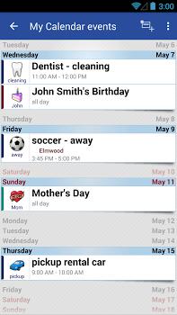 Blik Calendar Widget PRO v3.3.2