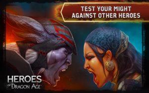 تصویر محیط Heroes of Dragon Age v5.4.4