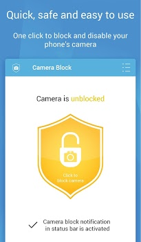 Camera Block – Spyware protect v1.58