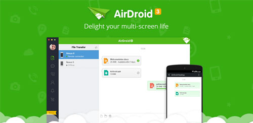 AirDroid: Remote access & File v4.1.0