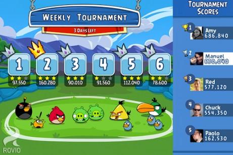 Angry Birds Friends v1.3.0