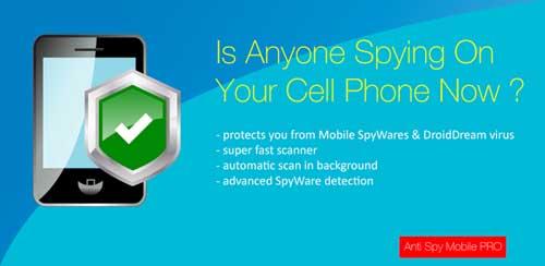 Anti Spy Mobile PRO v1.9.1
