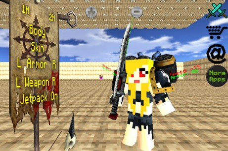 Battle Craft 3D – Sword and Gun v1.0.3