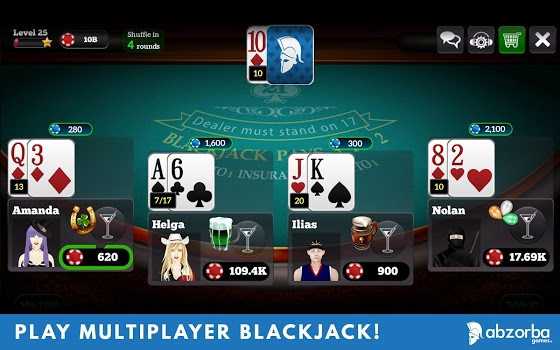 BlackJack 21 v6.1.8
