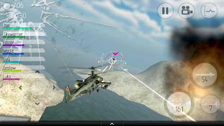 C.H.A.O.S Multiplayer Air War v5.2.1 + data
