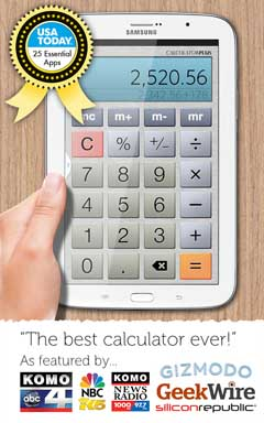 Calculator Plus v5.7.1