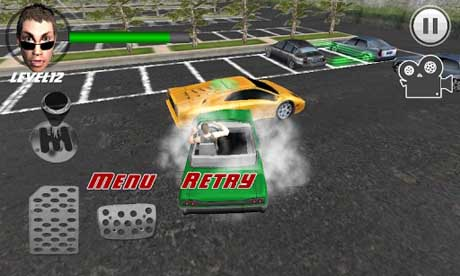 Crazy Parking Car King 3D 1.2