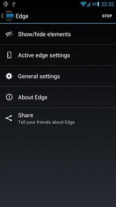 Edge Pro: Quick Actions v0.4