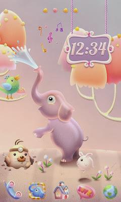 Elephant GO Super Theme v1.0