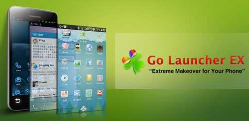 GO Launcher EX v4.05