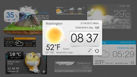 GO Weather Forecast & Widgets Premium v4.18