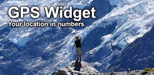 GPS Widget Pro v1.4.2
