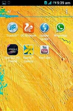 Galaxy Note 3 Theme v1.0