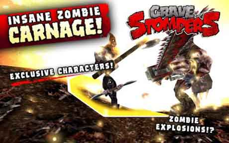 GraveStompers:Zombie vs Zombie v1.14