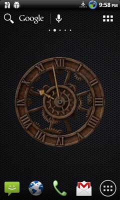 10 Industrial Clocks v1.0