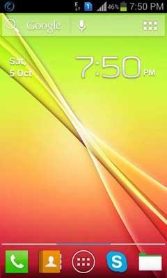 LG G2 Theme v1.0