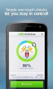 LINE Antivirus1