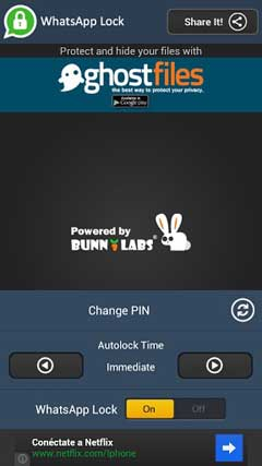 Lock for WhatsApp Keep privacy v2.4