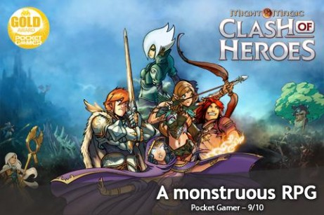 M&M Clash of Heroes v1.2 + data