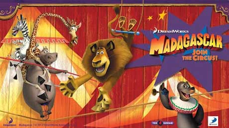 Madagascar — Join the Circus! v2.0.1 + data