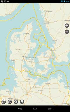Maps With Me Pro, Offline Map v2.4.9