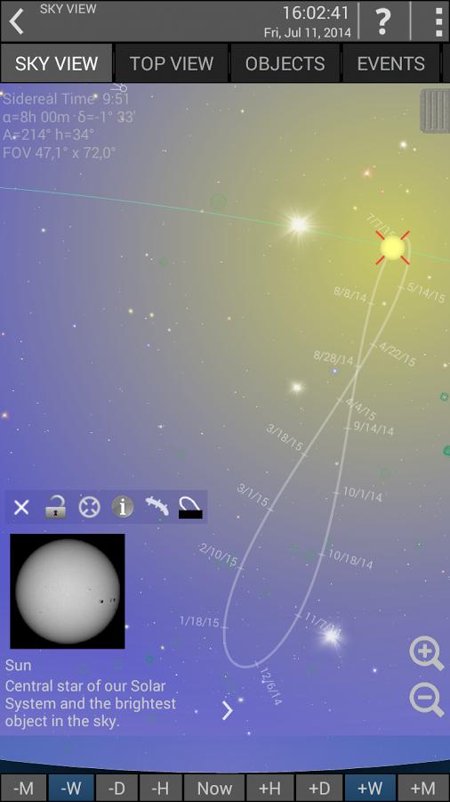 Mobile Observatory – Astronomy v2.64