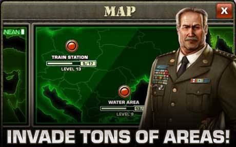 Modern War – World Domination v3.8.4.5