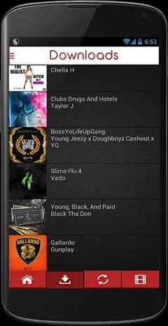 My Mixtapez v1.7