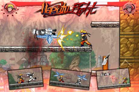 Naruto Fight: Shadow Blade X v0.2.5