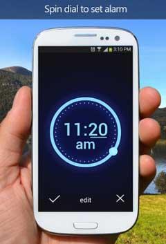 Neon Alarm Clock v2.10