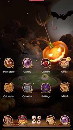Next Pumpkins Livewallpapers – v1.0