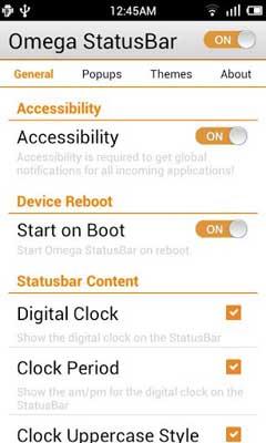 Omega StatusBar Pro v1.7.1.7