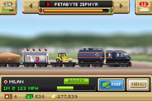 Pocket Trains v1.1.0