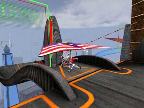 Racing Glider v1.03 + data