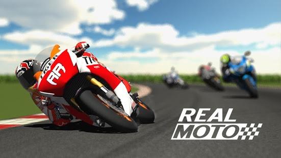Real Moto v1.0.216 + data