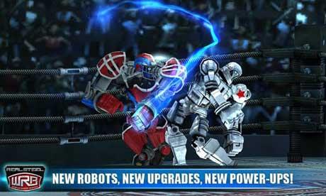 Real Steel World Robot Boxing v2.1.27 + data