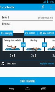 Runtastic Six Pack Abs Workout1254
