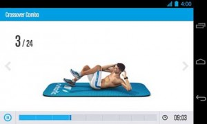 Runtastic Six Pack Abs Workout69