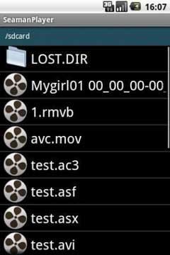 Seaman Video Player Pro v1.0.1.6