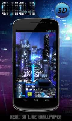 Space City Lite 3D LWP v1.1