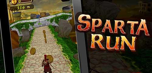 Sparta Run 3D